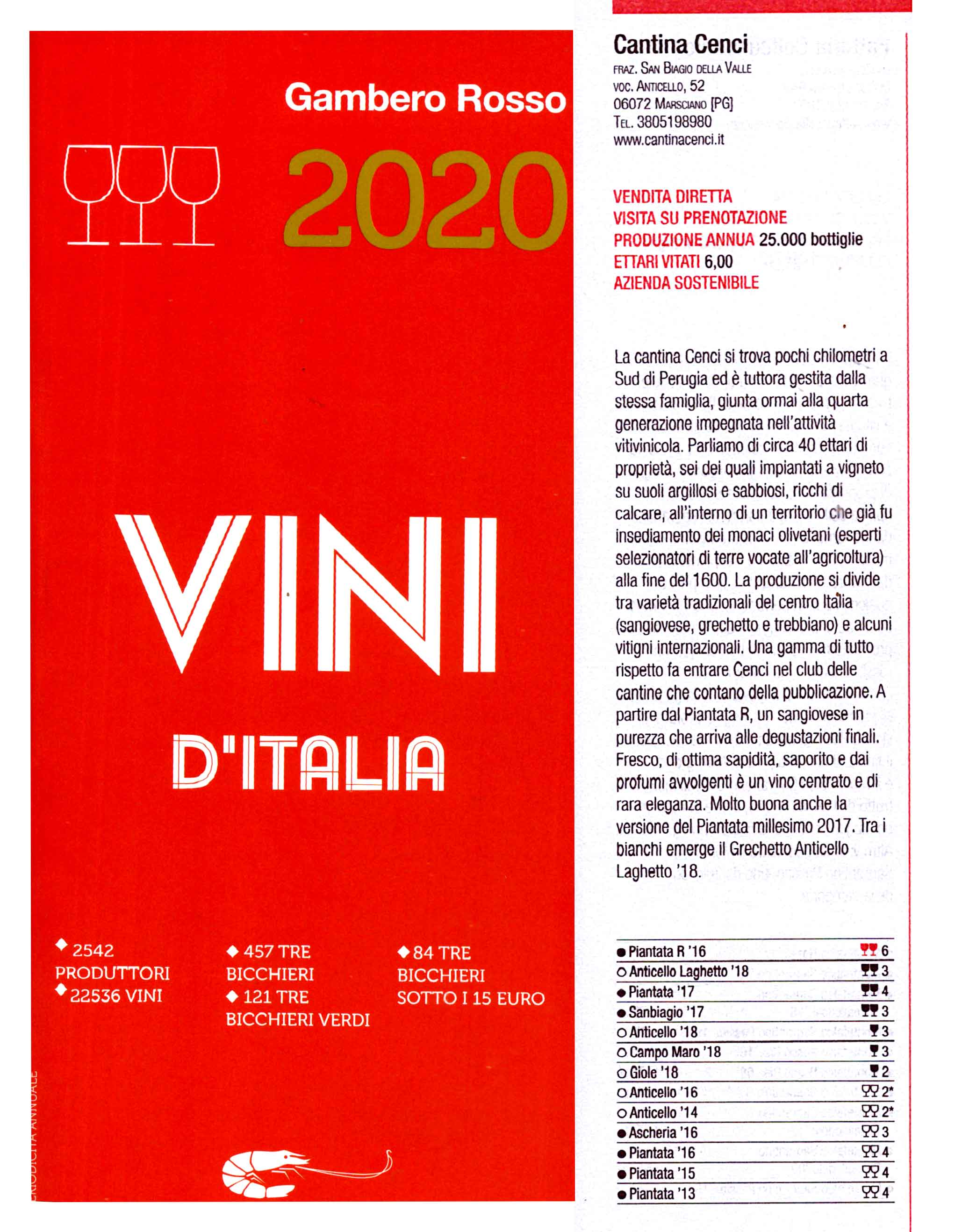 Gambero-rosso-2020-cantina-cenci
